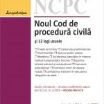 Noul Cod de procedura civila si 12 legi uzuale. Actualizat 7 februarie 2016